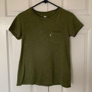 Women's pocket Tee Shirt